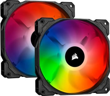 Corsair iCUE SP140 RGB PRO Performance 140mm (Twin Pack)