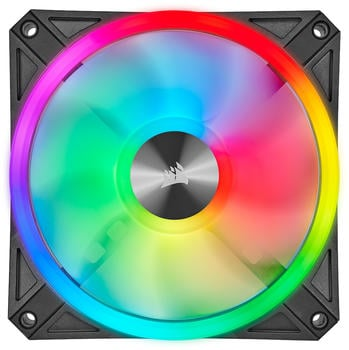 Corsair iCUE QL120 RGB Schwarz