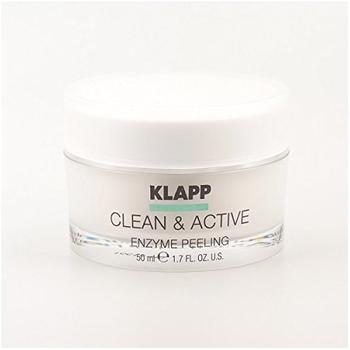Klapp Clean & Active Enzyme Peeling (50ml)