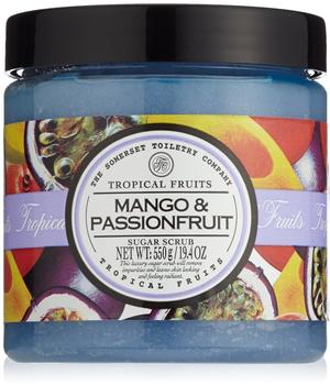 Tropical Fruits Mango and Passionfruit Sugar Scrub 92330 Peeling 500 g