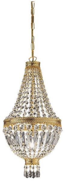 Kögl Cupola Gold Pendelleuchteleuchte 24 Karat verGoldet Ø 30cm