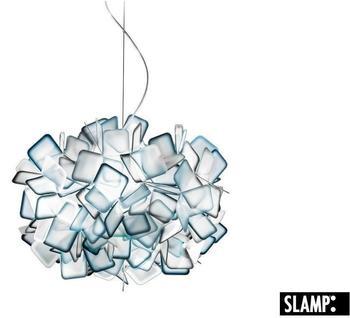 Slamp Clizia Hängeleuchte blue
