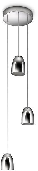 Philips Wolga matt chrom (40921/11/16)