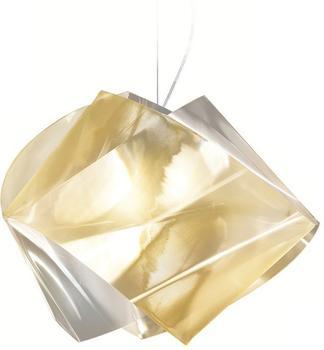 Slamp Gemmy Prisma Hängeleuchte gold
