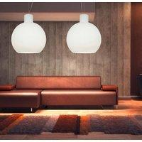 CASABLANCA Corpo B LED Pendelleuchte Doppelpendel Aluminium gebürstet