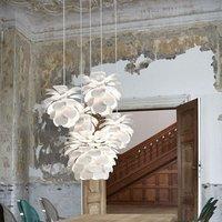 Licht-Trend Viaflore Design-Pendelleuchte aus Polycarbonat