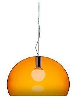 Kartell Small FL/Y orange