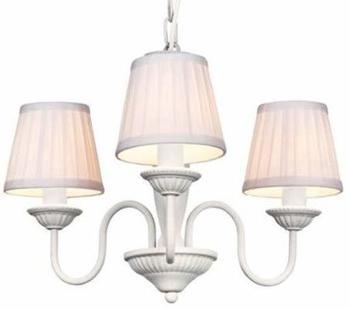 casa-padrino-barock-pendelleuchte-mit-plissee-schirm-3-flammig-leuchte-lampe