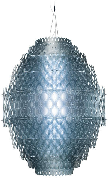 Slamp Charlotte LED Suspension blue
