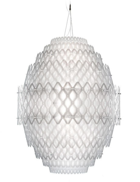 Slamp Charlotte LED Suspension white