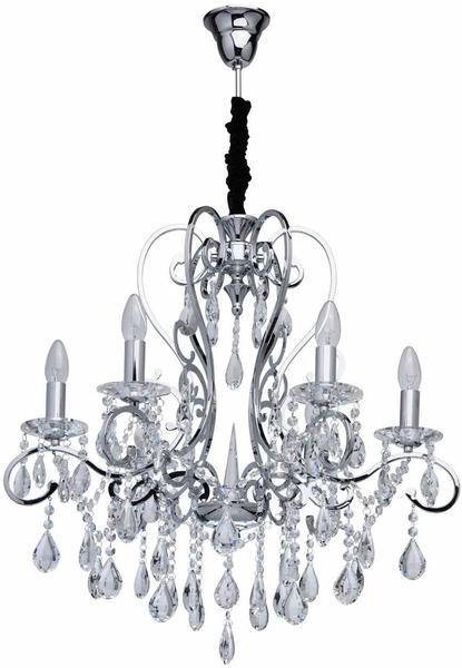 Chiaro Hängeleuchte Kristall Stil Chiaro 458010606
