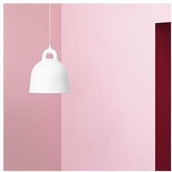 Normann Copenhagen Bell Lamp Medium weiß