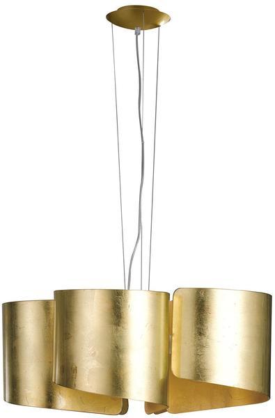 LUCE ambiente Design Fünfflammige Pendelleuchte Imagine in gold, E27 EEK A++ [Spektrum A++ bis E]