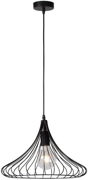 Lucide VINTI Deckenbeleuchtung Schwarz E27