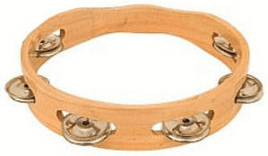 Latin Percussion LP Holz Tambourin (CP-389)