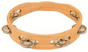 Latin Percussion CP Holz Tambourin (CP-388)