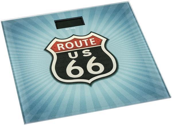 Wenko Badwaage Vintage Route 66