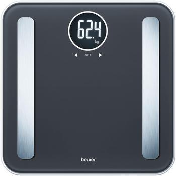 Beurer BF 198 Diagnosewaage 180kg 10 Seicher 31x31x2,3cm (748.14)