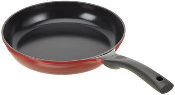 Culinario Bratpfanne-keramikbeschichtet 28 cm rot/schwarz