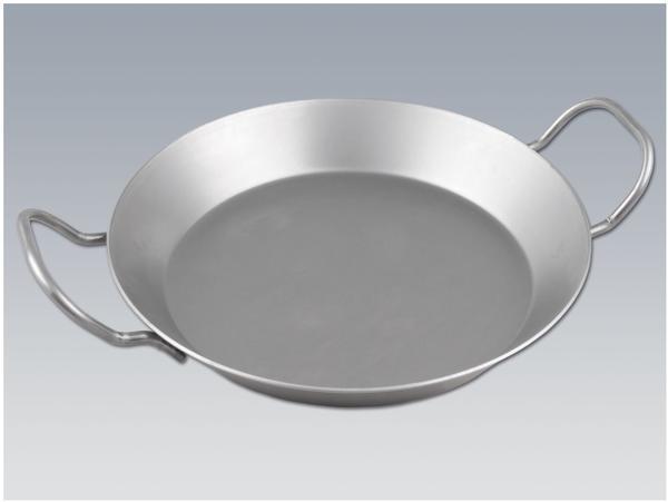 CHG Eisenpfanne mit Griffen 28 cm