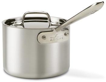 Master Chef 2 Stainless Steel Tri-Ply Schmorpfanne 2 l