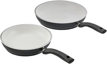 Stylen Cook Bratpfannen-Set 2-tlg. schwarz