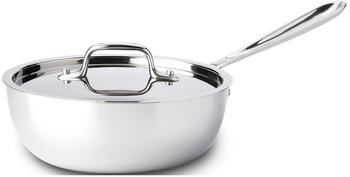 All-Clad Stainless Steel Sauteuse 20 cm
