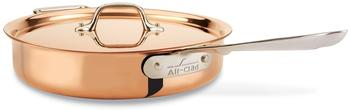 All-Clad Copper Clad Schmorpfanne 3 l flach