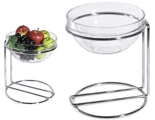 Contacto Buffetständer mit Glas 23 cm