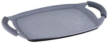 San Ignacio Masterpro - Grillpfannen aluminiumguss griff mit silikonbeschichtung 36x24 Cm
