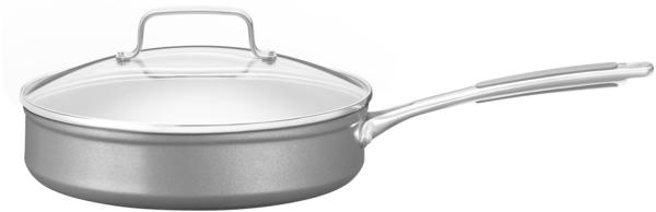 KitchenAid Sautoir-Pfanne mit Deckel 24 cm (KC2H130ELKD)
