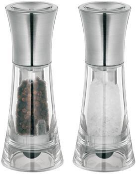 Küchenprofi New York Pfeffer- und Salzmühlen Set 13 cm