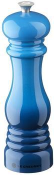Le Creuset Salzmühle 21 cm Marseille blau