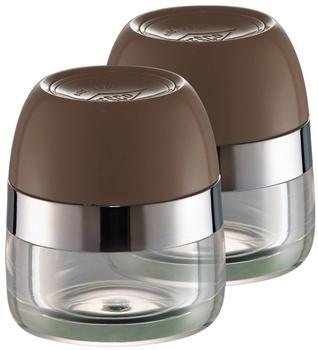 Wesco Gewürzbehälter 2 Stk. warm grey