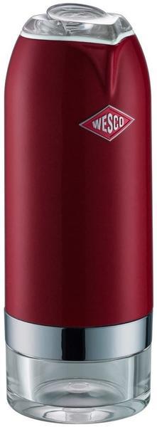 Wesco Öl/Essig-Spender rubinrot