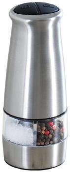 Kesper elektrische Kombi Pfeffer- und Salzmühle 17,5 cm