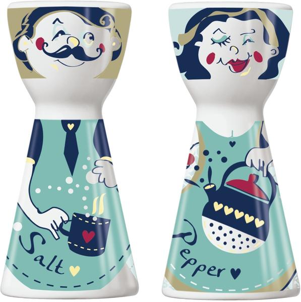 Ritzenhoff Mr. Salt & Mrs. Pepper Dominika Przybylska 2015