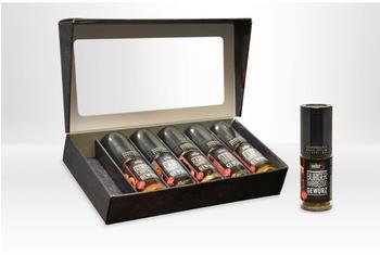Weber Gewürzmühlen-Set im Geschenkkarton 6er Set