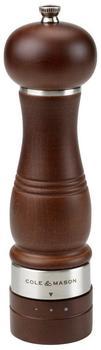 Cole & Mason Forest Ardingly Salzmühle 22 cm Buche braun