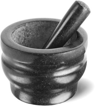 Cole & Mason Black granite pestle & mortar 140mm