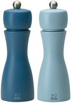 Peugeot Tahiti Salz- und Pfeffermühle Set 15 cm Sommer