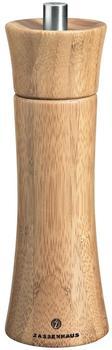 Zassenhaus Frankfurt Pfeffermühle 18 cm Bambus