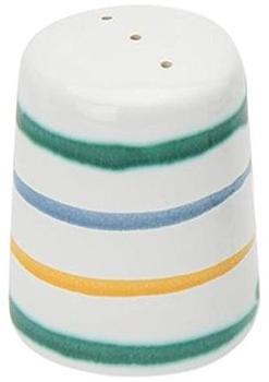 Gmundner Keramik Buntgeflammt Pfefferstreuer 5 cm Keramik