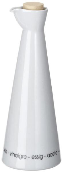 Arzberg Cucina Basic Essigflasche mit Korken 0,33 L
