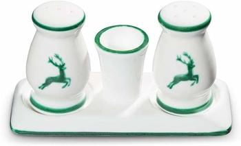 Gmundner Keramik Salz Pfeffer Set bauchig