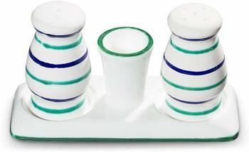 Gmundner Keramik Salz/Pfeffer Set bauchig Traunsee