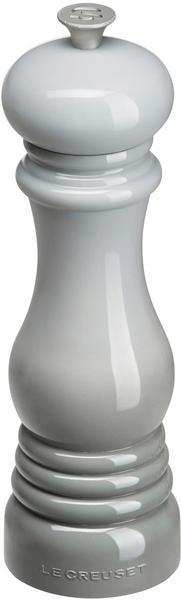 Le Creuset Salzmühle 21 cm perlgrau
