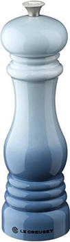Le Creuset Pfeffermühle 21 cm meeresblau
