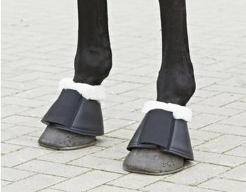 Busse Hufglocken Comfort-Fell schwarz XXL