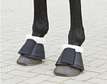 Busse Hufglocken Comfort-Fell schwarz L